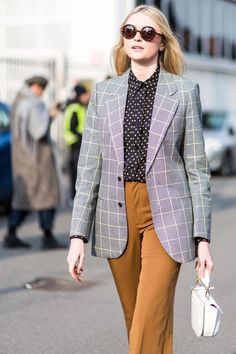 How you can shake and win at Vogue Festival Milan Fashion Week Street Style, Milan Fashion Weeks, Autumn Street Style, Work Fashion, I Love Fashion, Autumn Fashion, Fashion Outfits, Womens Fashion, Fall Winter Outfits