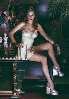 f4ad456cc4 Celeste Harlow set Honeymoon Lingerie