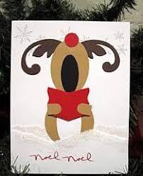 Image result for kartki bożonarodzeniowe ręcznie robione z reniferem Christmas Crafts, Christmas Tree, Decoupage, Diy, Decor, Cards, Projects, Bangle Bracelets, Noel