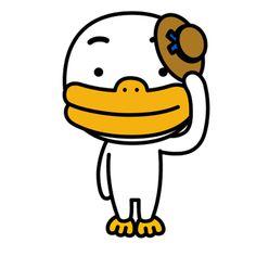 Emoticon, Emoji, Kakao Friends, Line Sticker, Pixel Art, Animation, Stickers, Cartoons, Fictional Characters