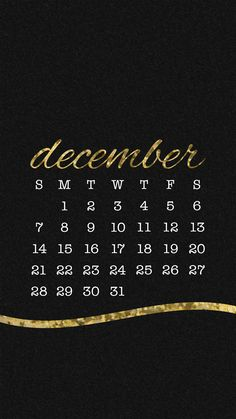 May Richer Fuller Be: 2014 {Gold Glitter} Christmas iPhone Wallpapers