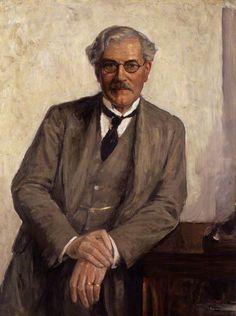 John Lavery - Ramsay MacDonald