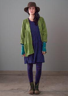Blouse en coton/viscose–All these lovely rugs–GUDRUN SJÖDÉN – Kläder Online…