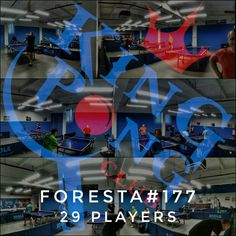 Turneul săptămânal #FORESTA etapa 177:  29 jucători #pingpong #tenisdemasa #asztalitenisz #tabletennis #tischtennis #oradea