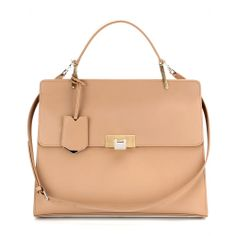 mytheresa.com - Le Dix Cartable leather tote - totes - bags - Luxury Fashion for Women / Designer clothing, shoes, bags