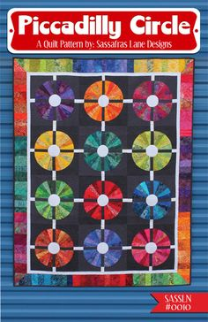 Piccadilly Circle - Quilt Pattern