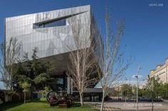 Caixaforum Museum, Auditorium and Cultural Center , Zaragoza, 2014 - Estudio Carme Pinos