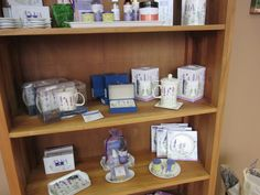 Lavender themed products on our Colorado Aromatics store.