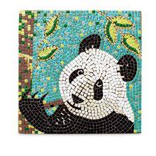 Panda mosaic