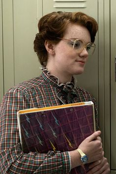 """The Actress Who Plays Barb On """"Stranger Things"""" Is Just As Awesome As Barb"""