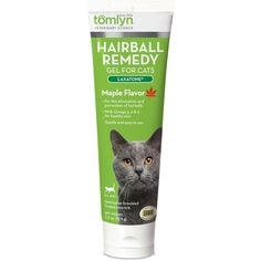 Tomlyn Laxatone Hairball Remedy Gel Maple Flavor ** Continue to the product at the image link. (This is an affiliate link and I receive a commission for the sales)