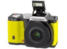 Pentax K-01 Camera Concept