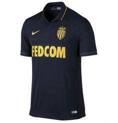 Monaco 2015 2016 Away Football Shirt - Available at uksoccershop.com Nike  Football 5baba9f13622f