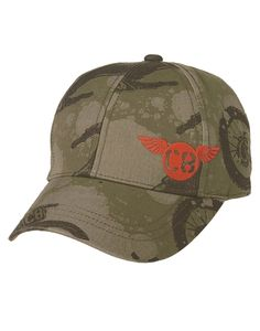 Dirt Bike Camo Baseball Cap from Crazy8 on Catalog Spree, my personal digital mall.