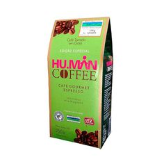 Café Hu.man Coffee Torrado em Grão 250g Edição Especial - Café Store