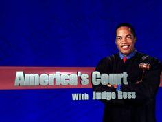 court on tv