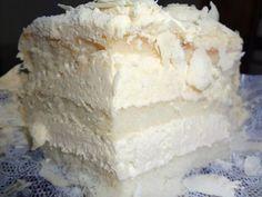Receita deBolo Mousse de Leite Ninho- Um bolo delicioso! Esta receita te mostra como facilmente fazer a massa, a cobertura e o recheio