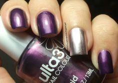 Ulta3 Orchid & Essie Nothing Else Metals