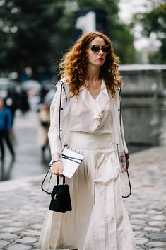 Street Style Paris Fashion Week, Primavera-Verano 2018