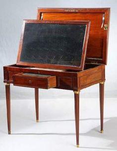 Expert en Meubles et Objets d'Art - Coiffeuse - Poudreuse - Psyché - Epoque - Style - Expertise - Drouot - Christie's Sotheby's - Estimation en ligne - Lettre des experts gratuite - Estimation - Cabinet d'experts en meubles et objets d'art   Authenticité