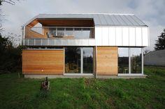 Энергосберегающий семейный дом – это просто и практично! Оце…