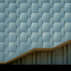 onsomething: Alvar Aalto | Finlandia Hall - Carrara marble cladding