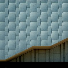 Alvar Aalto | Finlandia Hall - Carrara marble cladding