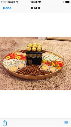 Made by myra for Umrah Mubarak!
