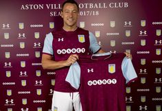 John Terry signs for Aston Villa: Read the full transcript of his first interview after signing one-year deal in the Midlands
