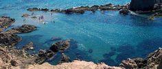 Cala de los escullos Cabo de Gata