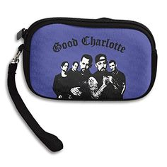 MIT5 Adult Zippered Good Charlotte Team Change Purse Coin Pouch * You can get additional details at
