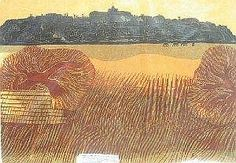 ROBERT TAVENER: Two coloured screen prints of Rye, Sussex, both signed & numbered in pencil Rye Sussex, East Sussex, Printmaking Ideas, High Art, Spy, Painting & Drawing, Cottages, Screen Printing, Art Gallery