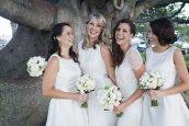 Watsons Bay Wedding at Dunbar House by The Messenger Group | Style Me Pretty