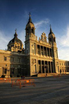 catedral de la almudena madrid   Flickr: Intercambio de fotos