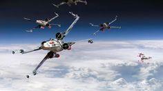 Force Awakens X Wing Wallpaper 1366x768 45 Wallpapers