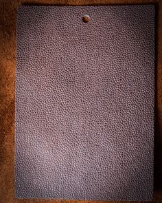 Orono Chestnut, a product of Tasman Leather Group. #TasmanLeatherGroup #TasmanUSA