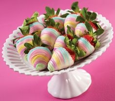 Sweet and Easy Dipped Strawberries. Candy Melts® candy makes it easy to turn strawberries or many of your favorite snacks into beautifully decorated treats.