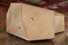 """""""Inhabitable Painting"""" installation by Nick Gelpi, Detroit – Michigan » Retail Design Blog"""