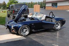 cobra kirkham Ac Cobra 427, Ford Shelby Cobra, Shelby Gt, Old Muscle Cars, American Muscle Cars, Cobra Replica, Lotus Elan, British Sports Cars, Ford Motor Company