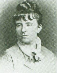Author Frances Hodgson Burnett