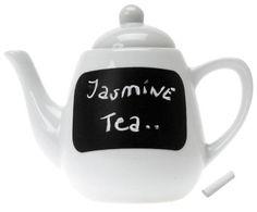Chalkboard Tea Pot