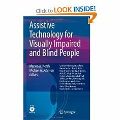Assistive Technology for Visually Impaired and Blind People [Hardcover]