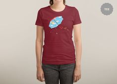 Check out the design Waiting for the Sun by Vinicius Carvas on Threadless