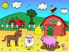Free app for kids: Tilly's petting farm - iPad version is free now (limited time special offer)! http://www.appysmarts.com/application/tilly-s-petting-farm-ipad-version,id_42044.php