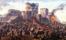 Η Ελλάδα σήμερα θυμίζει το Βυζάντιο πριν την άλωση της Κωνσταντινούπολης το 1453 - Ελληνων Αφυπνιση Ottoman Turks, Rhodes, Film, New York Skyline, Times Square, Greece, The Past, Street View, Island