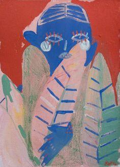 Art by Karolina Koryl Illustrations, Illustration Art, Painting Inspiration, Art Inspo, Inspiration Artistique, Art Graphique, Art Plastique, Art Sketchbook, Figurative Art