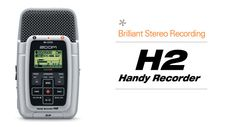 H2 Brilliant Stereo Recording