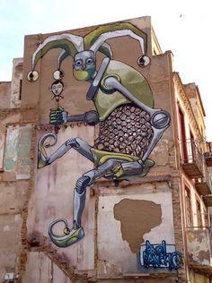 Pixel Pancho - Cartagena