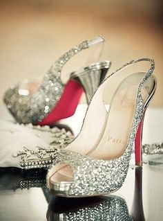 Wear Your Invisible Glass Slippers