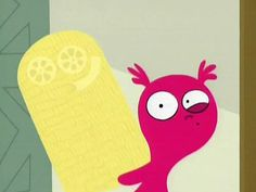 Foster's Home for Imaginary Friends - Berry!<3